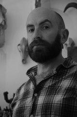 Simon-Davis-studio-West-Ham-London-E13-27th-May-2015-three-quarters-grey-pic#1