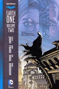 Batman Earth One V2 by Geoff Johns, Gary Frank and Jon Sibal