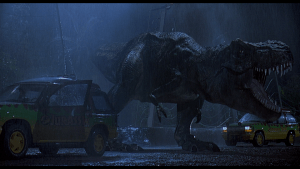 'The 'Rex Is Real': A Look-Back at Jurassic Park (A Jurassic World Feature)