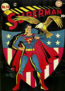 Flying the Flag: 10 Best Patriotic comic covers
