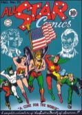 All-Star Comics #22 Sept 1944