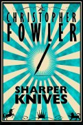 ebook cover to Sharper Knives
