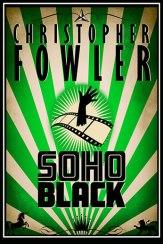 ebook cover to Soho Black