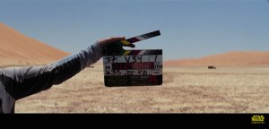 Waking Up: Star Wars: The Force Awakens SDCC reel
