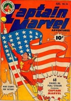 Captain Marvel #26 Aug 1941