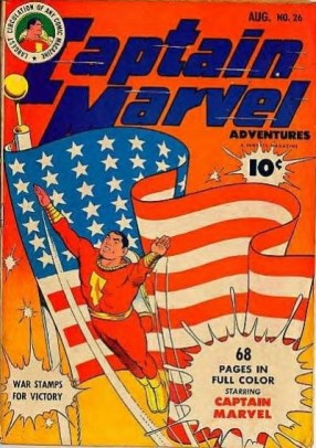 Captain Marvel #26 Aug 1941