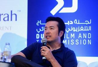 John Cho (Sulu)