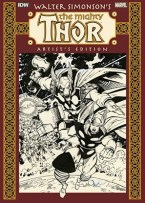Thor Artists Edition Second Printing