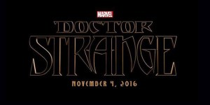 First Look: Cumberbatch As Doctor Strange