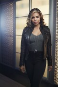 Pictured: Ciara Renee as Kendra Saunders/Hawkgirl -- Photo: Brendan Meadows/The CW © 2015 The CW Network, LLC. All rights reserved.