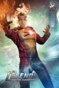 """Pictured: Franz Drameh as Jefferson """"Jax"""" Jackson/Firestorm -- Photo: Jordon Nuttall/The CW © 2015 The CW Network, LLC. All rights reserved."""
