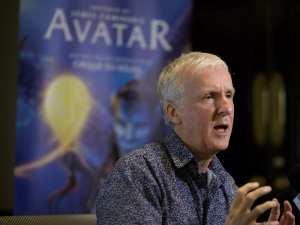 James Cameron talks Avatar 2 and Cirque du Soleil