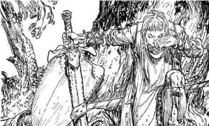 Michael Kaluta Reveals Images For George RR Martin Book