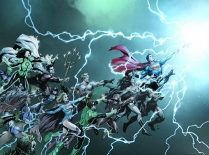 DC Rebirth Spoilerrama