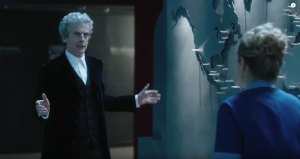 A New Glimpse At Doctor Who Christmas Special