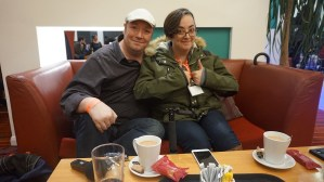 A Conversation with Tess Fowler (Thought Bubble 2016)