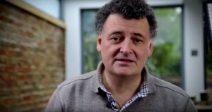 Stephen Moffat Talks His Love of Superheroes For Doctor Who Christmas Special