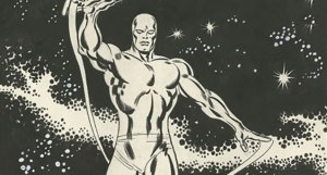 John Buscema Silver Surfer Artist's Edition and Jack Kirby Fantastic Four Artist's Edition Reviewed