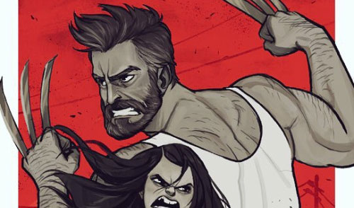 Twentieth Century Fox Hits Up Comic Artists To Create Logan Variant Posters