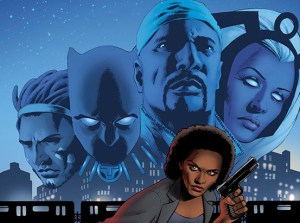 First Look At Marvel's Black Panther & The Crew#1