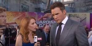 Chris Pratt Talks The Return Of Star-Lord In The Guardians Of The Galaxy Vol.2