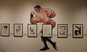 Frank Quitely's Kelvingrove Exhibition In Photos