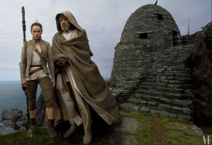 Rian Johnson, Mark Hamill And More On Star Wars: Episode VIII: The Last Jedi