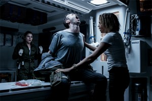 Alien: Covenant's First Red Band Clip