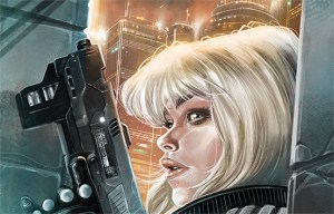 Dredd/ Anderson: The Deep End Reviewed