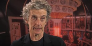 Peter Capaldi and Pearl Mackie Preview The Latest Doctor Who