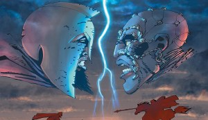 SDCC: Frank Miller Returns To The World of 300 With Xerxes