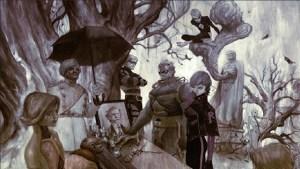 Gerard Way's The Umbrella Academy Coming To Netflix