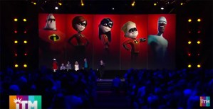 D23 2017: Meet The Cast Of The Incredibles 2