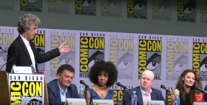 SDCC: Doctor Who Panel and Highlights