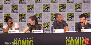 SDCC: The Flash Panel And Highlights