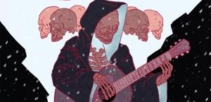 Z2 Comics Releases Murder Ballads Original Soundtrack