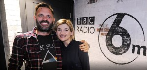 New Doctor Who Jodie Whittaker's First Radio interview