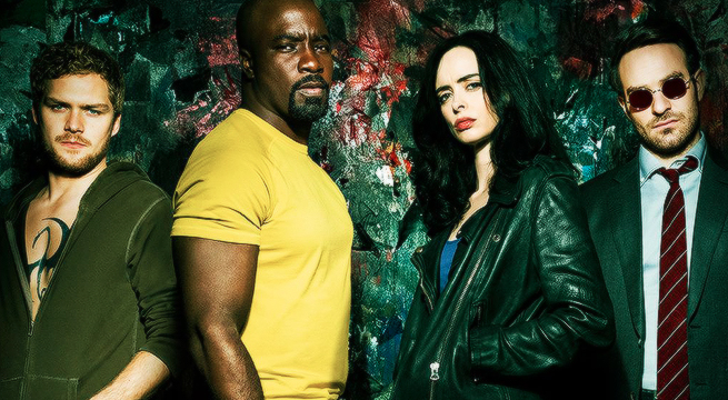 Everything You Needed To Know About Netflix's The Defenders