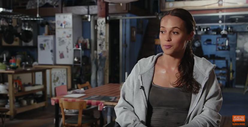 Watch A Brand New Tomb Raider Featurette