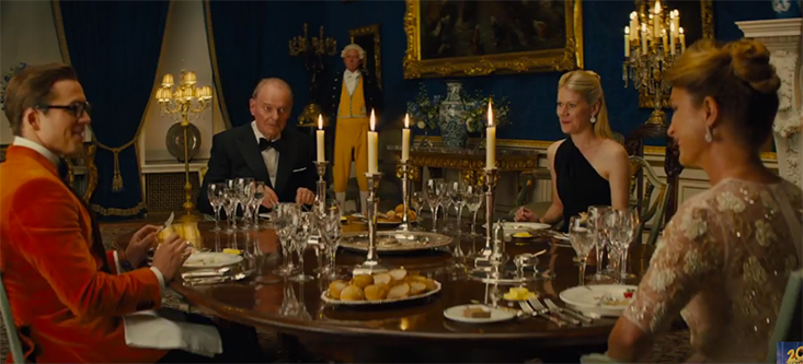 New Clip Released From Kingsman: The Golden Circle