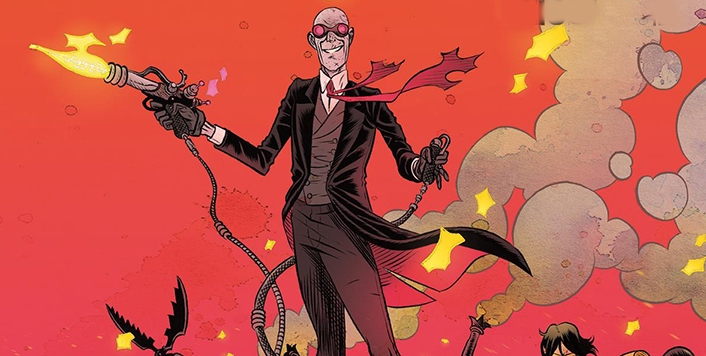 Previewing Dark Horse's Sherlock Frankenstein And The Legion Of Evil