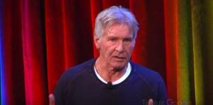 Harrison Ford Talks Blade Runner 2049