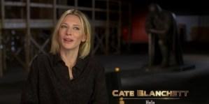 Cate Blanchett Talks Thor: Ragnarok