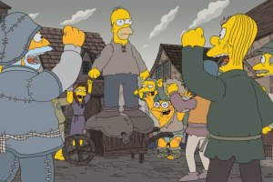 The Simpsons Celebrates Its 29th Season With Nods To Game Of Thrones And More