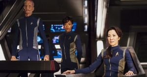 Star Trek: Discovery Reviewed