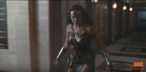 New Justice League Clip Featuring Wonder Woman