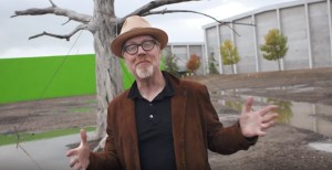 Adam Savage From Tested Explores The Farmhouse Set On Blade Runner 2049