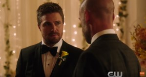 Previewing Arrow Episode 9