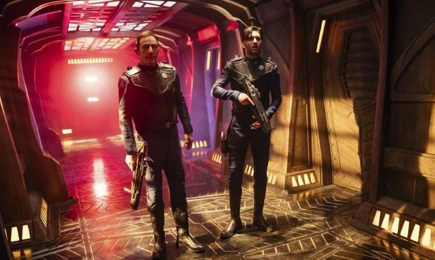 Jason Isaacs And Shazad Latif Talk Star Trek: Discovery