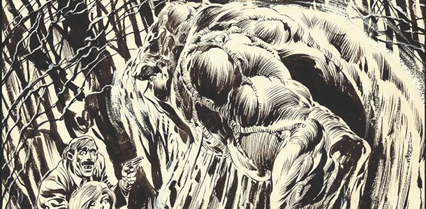 IDW's Bernie Wrightson Artefact Edition Review